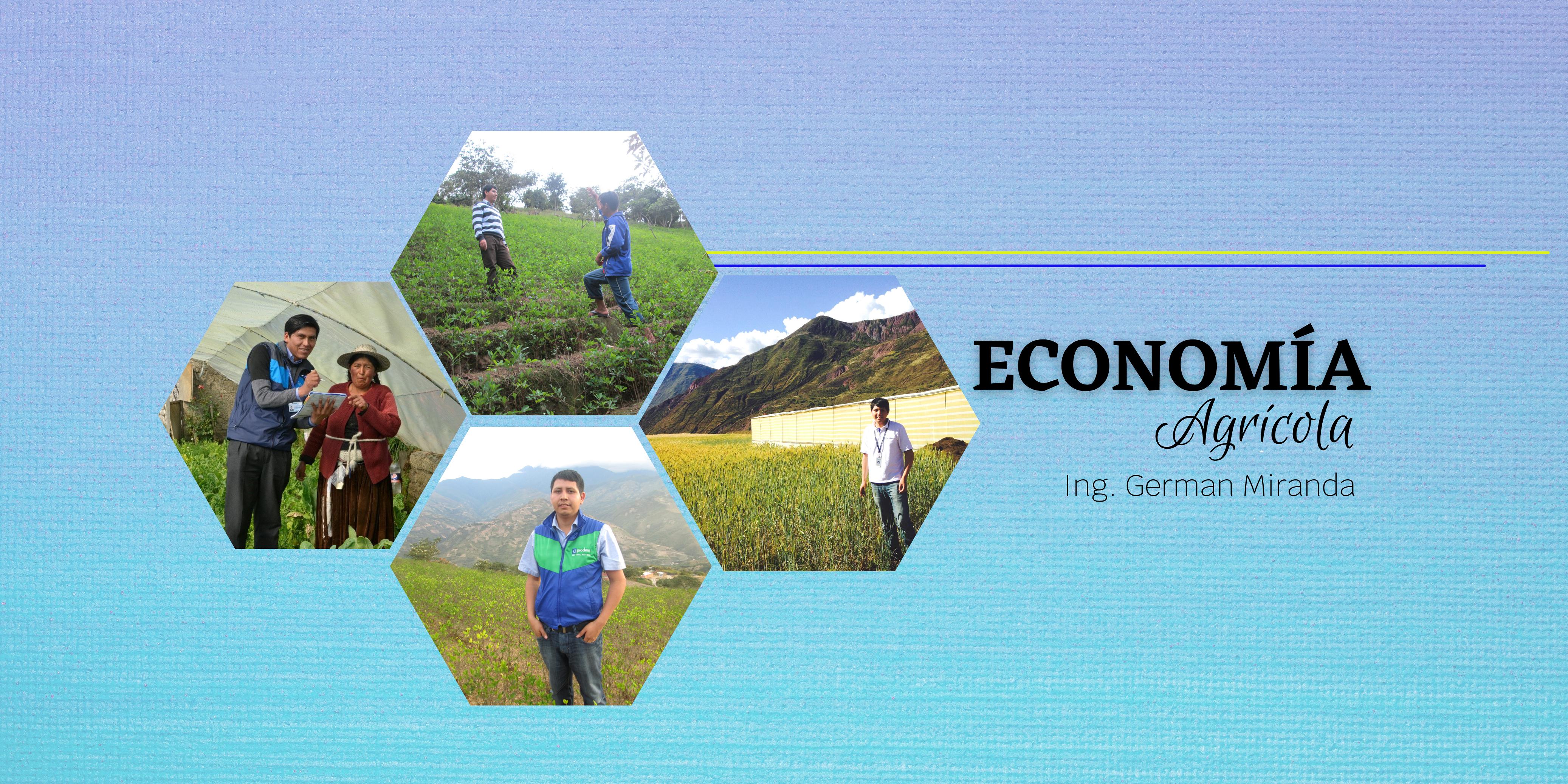 INA-182 Economía Agrícola